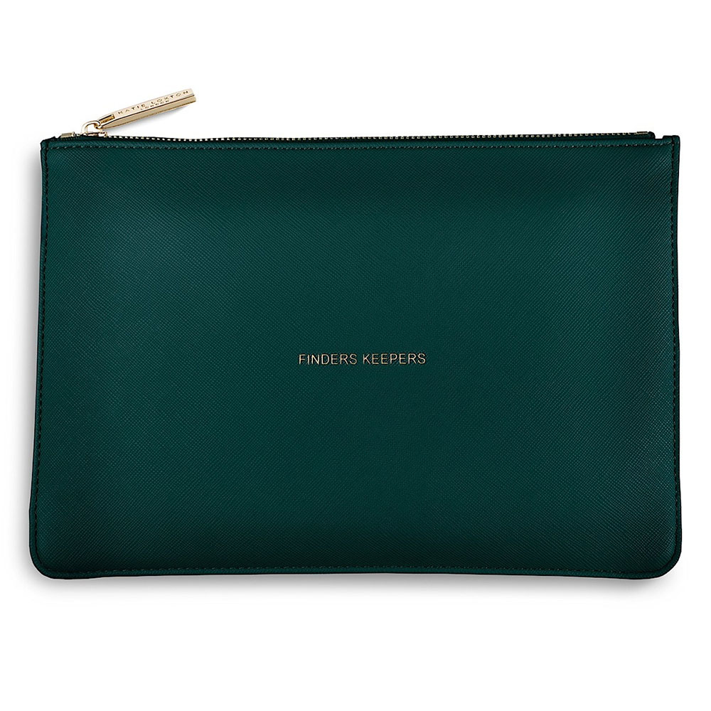 35aa1a3d4 Katie Loxton KLB044 The Perfect Pouch Finders Keepers in Teal
