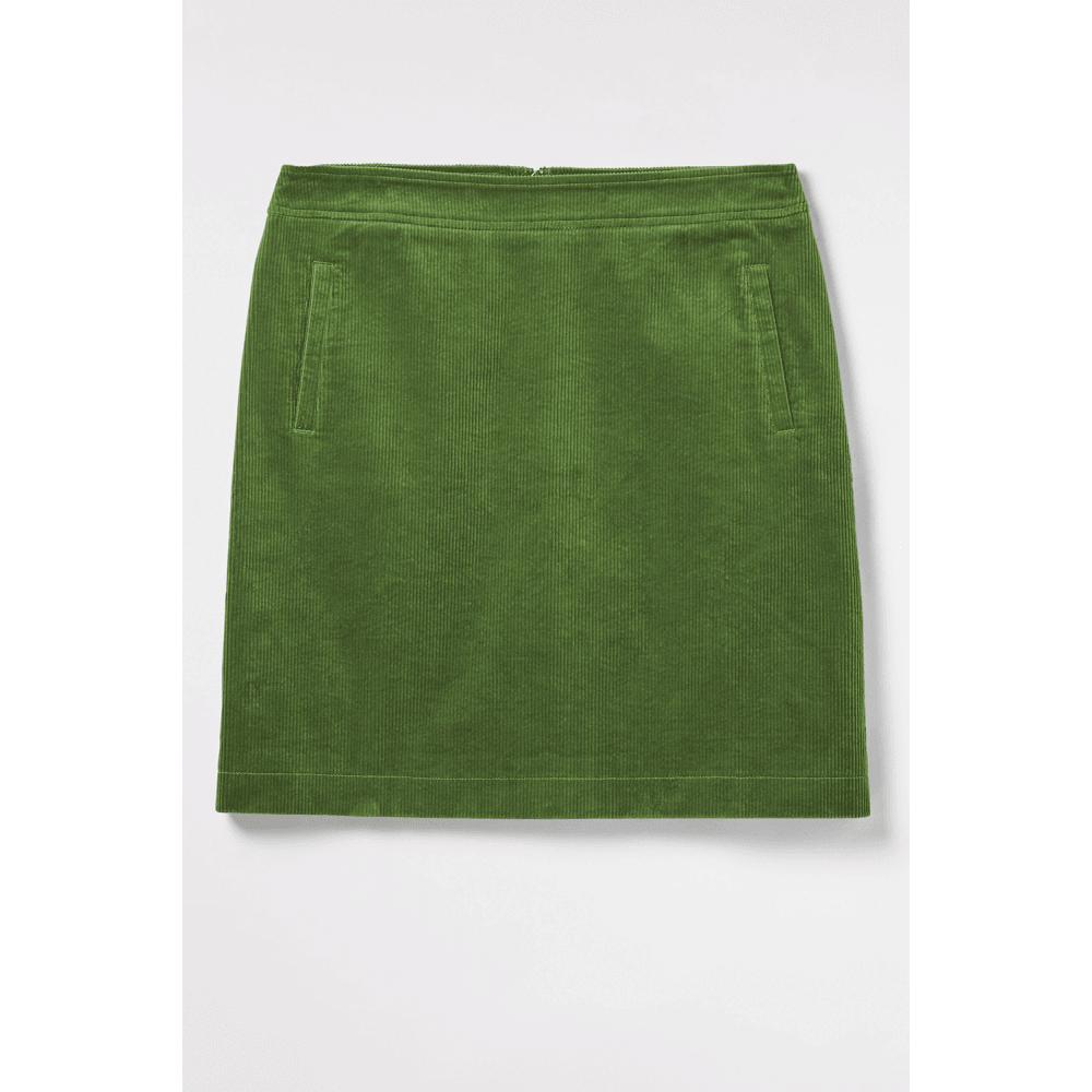 d9361442d2cc White Stuff Clothing 425693 Iris Cord Skirt in Green - Women from ...